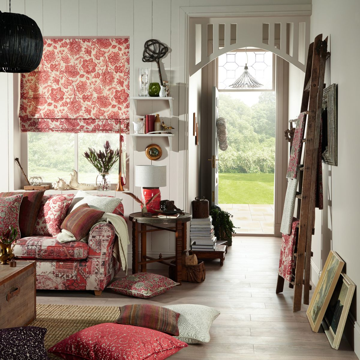 Cottage Living Rooms 11 Rustic Decorating Ideas Real Homes