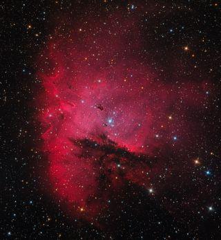 Pacman Nebula Fera