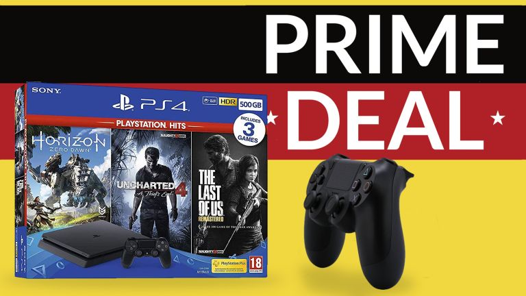 Amazon Prime Day Sony PS4 Dualshock Bundle Price UK