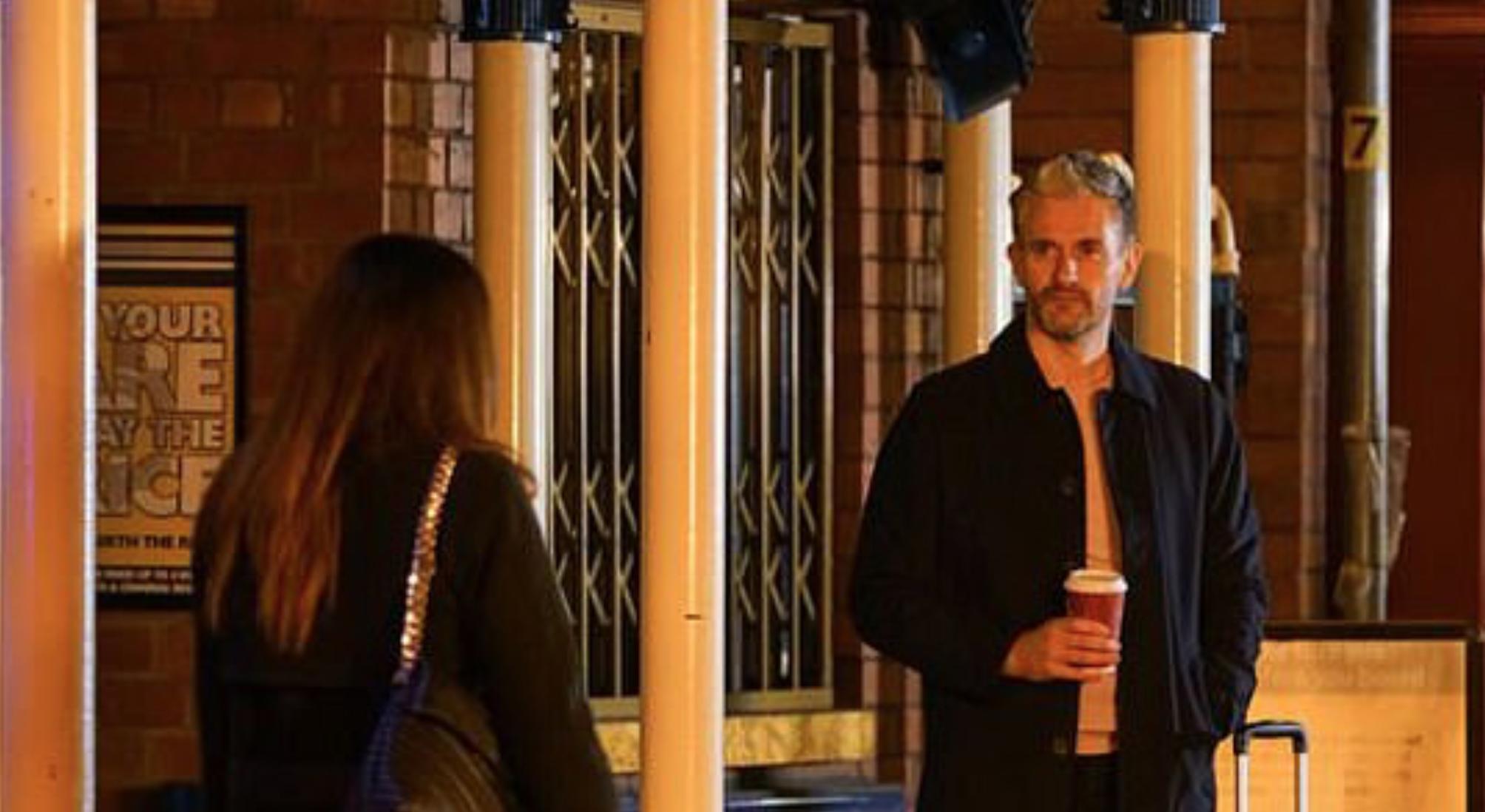 Lucas llega a Coronation Street