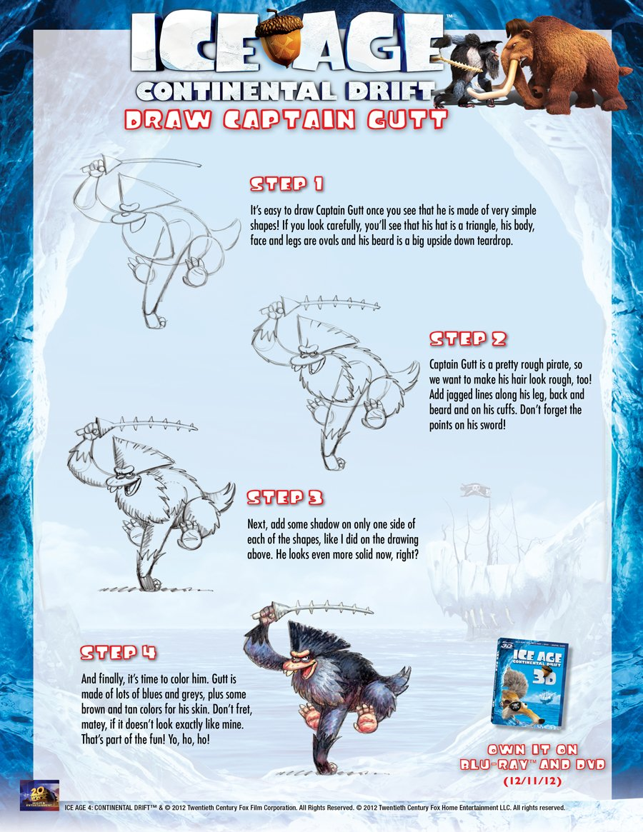 Check Out These Cool Ice Age Continental Drift Activity Sheets – Continental Drift Worksheet