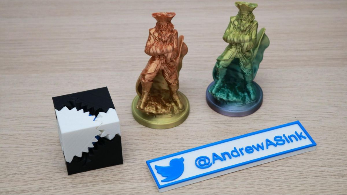 How to Make Multicolor Prints with an FDM 3D Printer