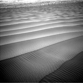 Mars Sand Ripples