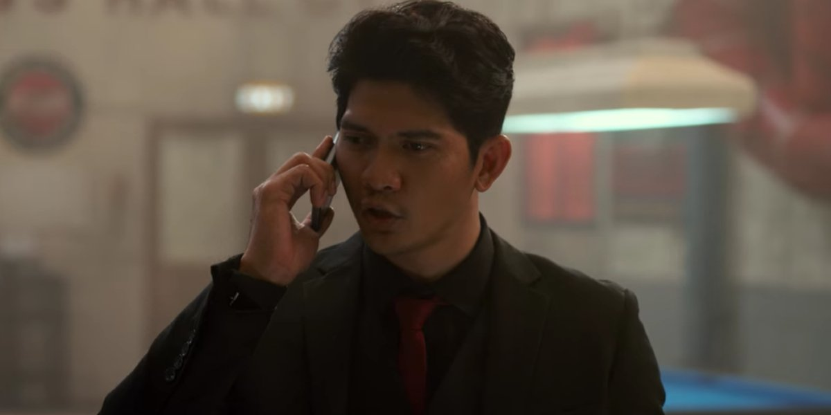 Iko Uwais in The Night Comes for Us