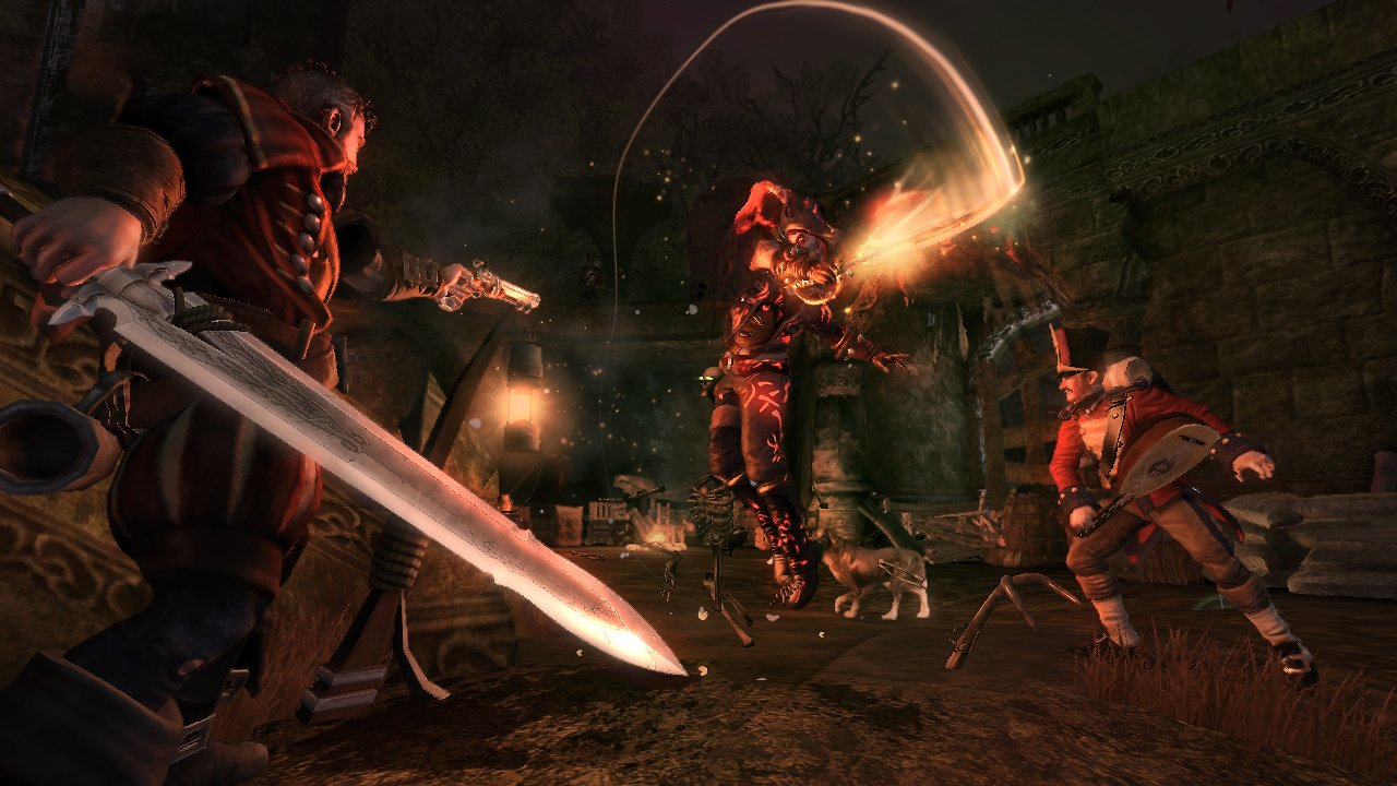 Fable III Screenshots And Gameplay Details