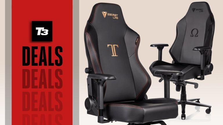 cheap Secret Lab gaming chair deals