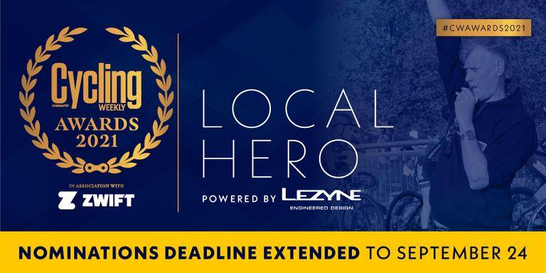 CW awards local hero