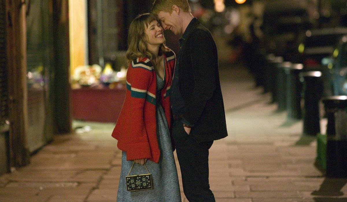 About Time Rachel McAdams Mary Domhnall Gleeson Tim Lake Universal Pictures