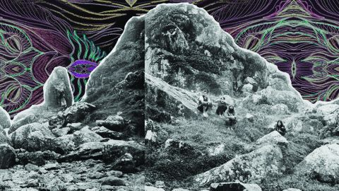 All Them Witches: Dying Surfer Meets His Maker artwork