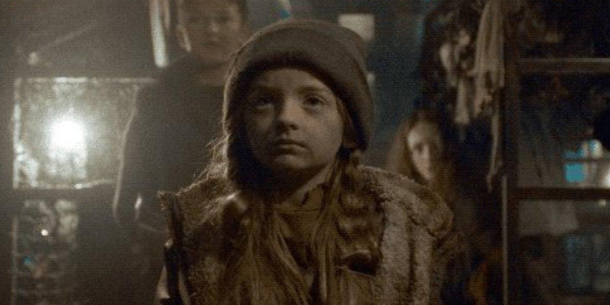 Emma Oliver on Snowpiercer