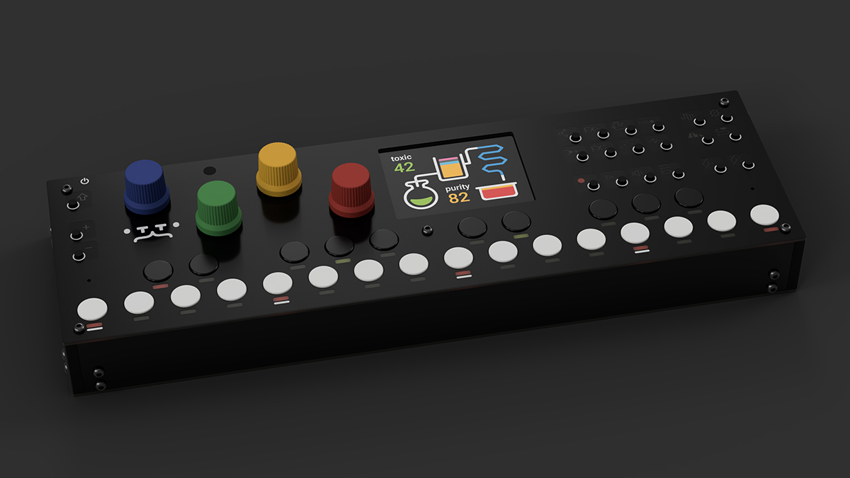 Could the Otto synth be a more affordable alternative to the OP-1