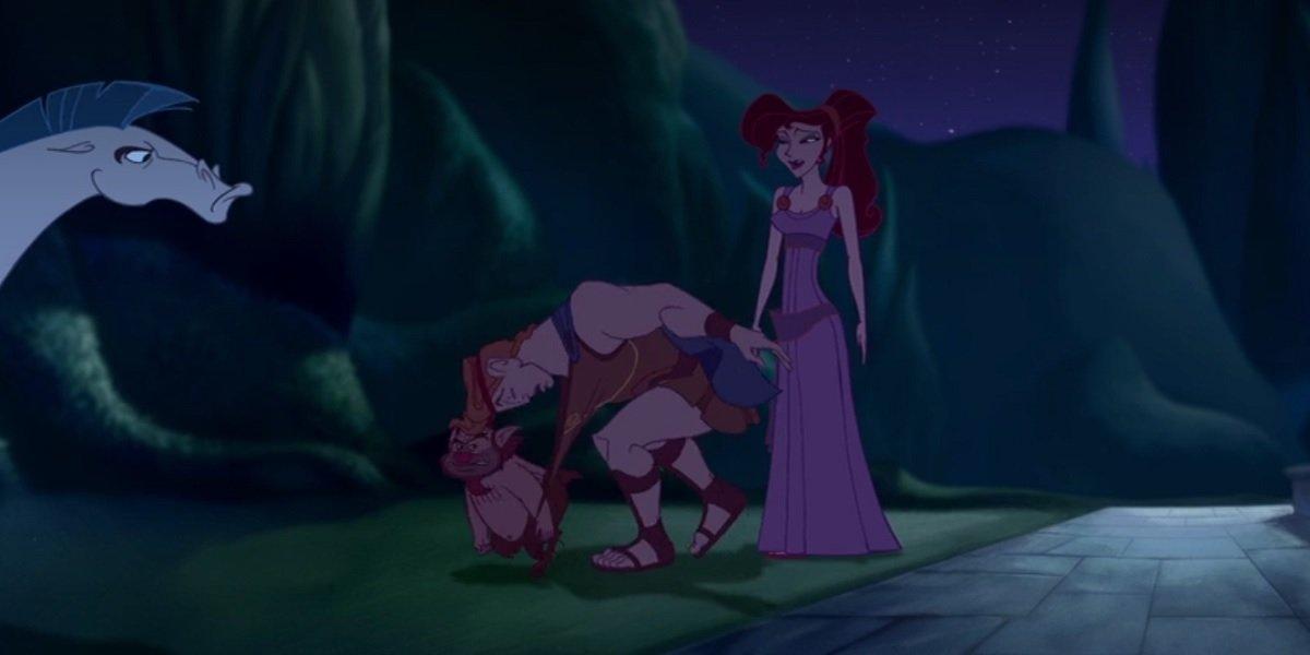 A still from Disney's Hercules