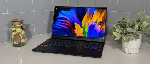 Asus ZenBook 13 UM325S review