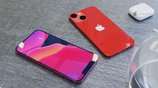 iphone 13 mini renders