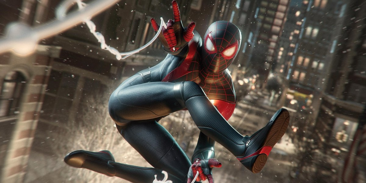 Marvel's Spider-Man: Miles Morales Ultimate Launch Edition (PS5)