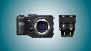 Sigma foveon camera and mirrorless lens
