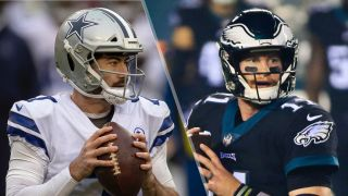 Cowboys vs Eagles live stream