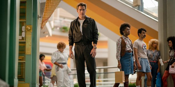 Chris Pine Knew He'd Be Back For Wonder Woman 1984 While Shooting The First  One - CINEMABLEND