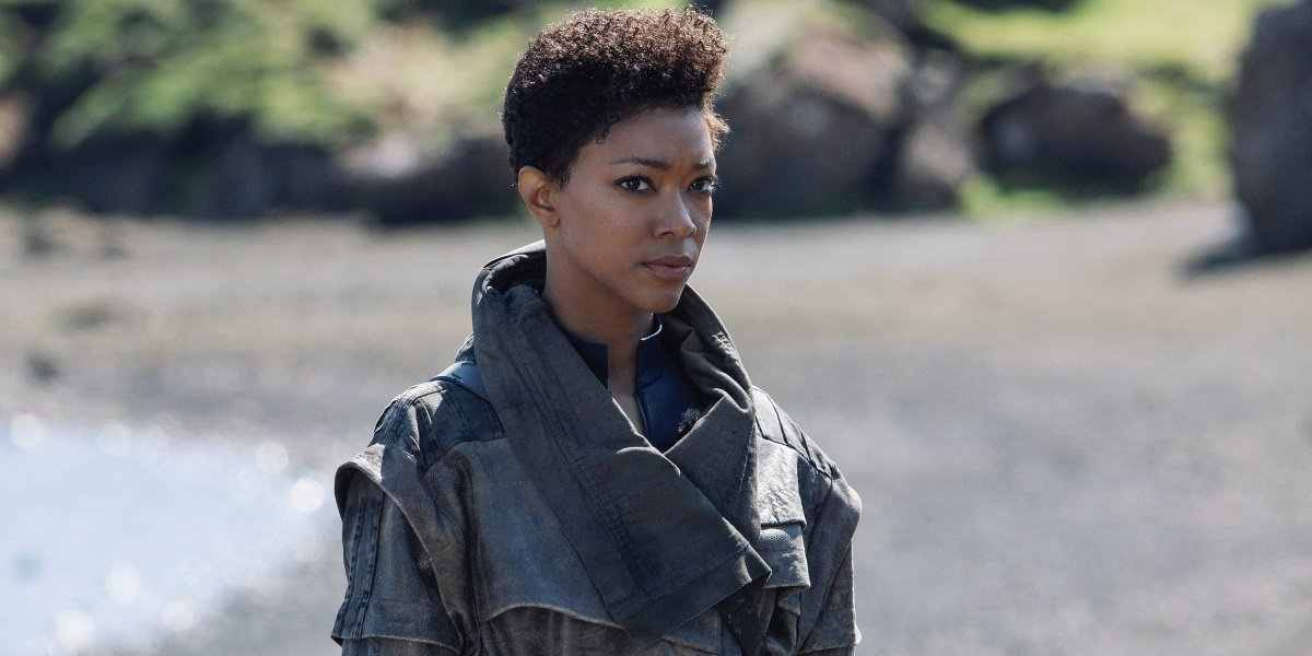 Michael Burnham Star Trek: Discovery CBS