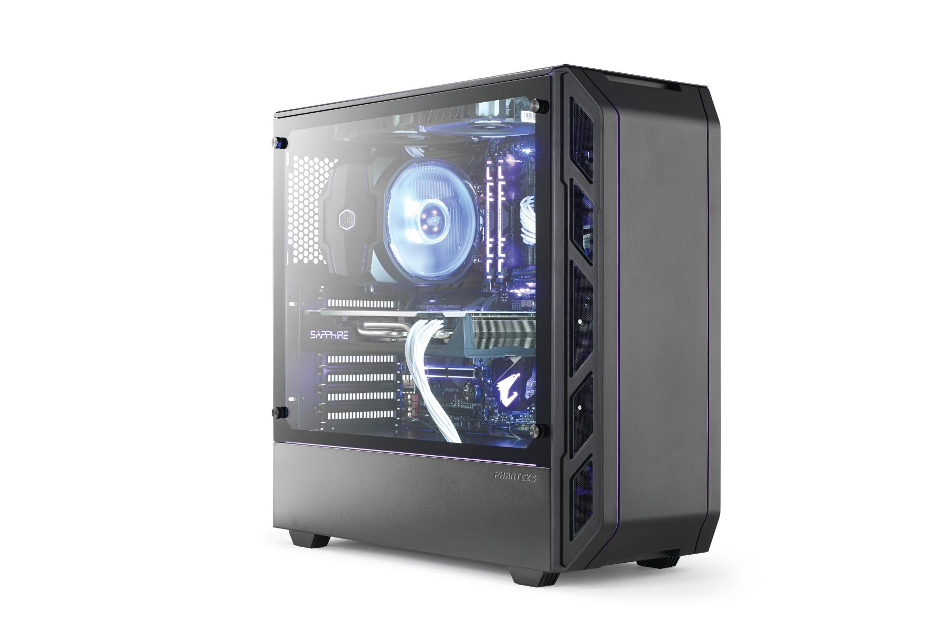 Build It: A Phanteks-powered RGB PC | PC Gamer