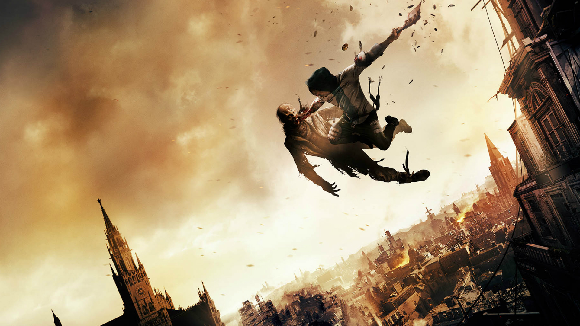 Dying Light 2 Everything We Know About Its Release Date Gameplay