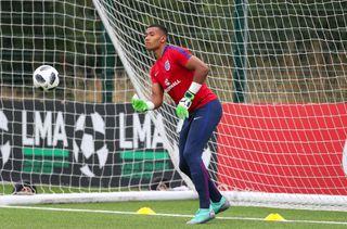 England U19 Training Session – St George's Park