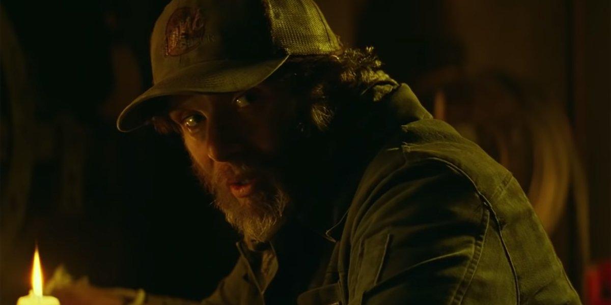 Cillian Murphy as Emmett in Quiet Place 2