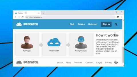IPredator VPN review | TechRadar