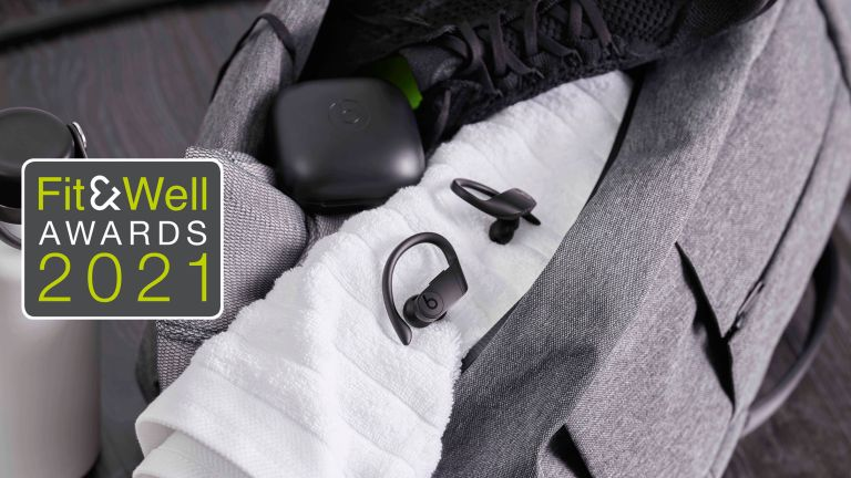 Beats by Dr Dre Powerbeats Pro, one of the winners of the Fit&Well Awards Top Fitness Tech category