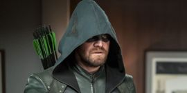 How Arrow Vet Stephen Amell Honored The Anniversary Of Oliver Queen's Arrowverse Funeral