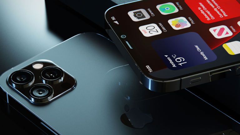 iPhone 12S Pro renders