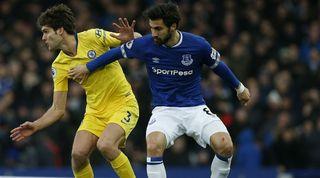 Everton Andre Gomes Tottenham Hotspur Barcelona