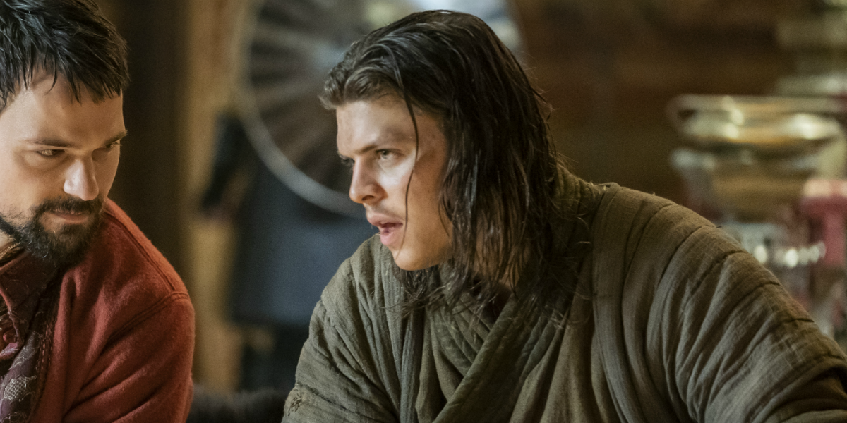 Why Vikings Fans Should Expect A Complicated Relationship Between Ivar And Oleg