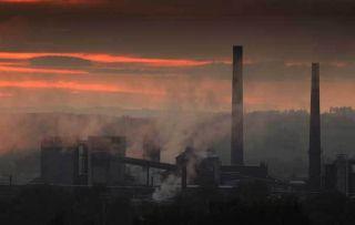 pollution, smog, pollutants