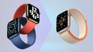 Apple Watch 6 vs Apple Watch SE