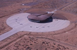 New Mexico's Spaceport America