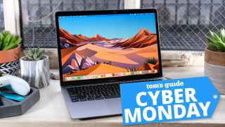 Cyber Monday MacBook deal MacBook M1
