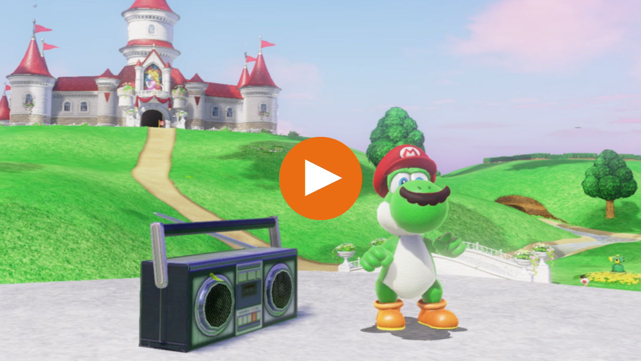 How To Find Yoshi In Super Mario Odyssey Gamesradar