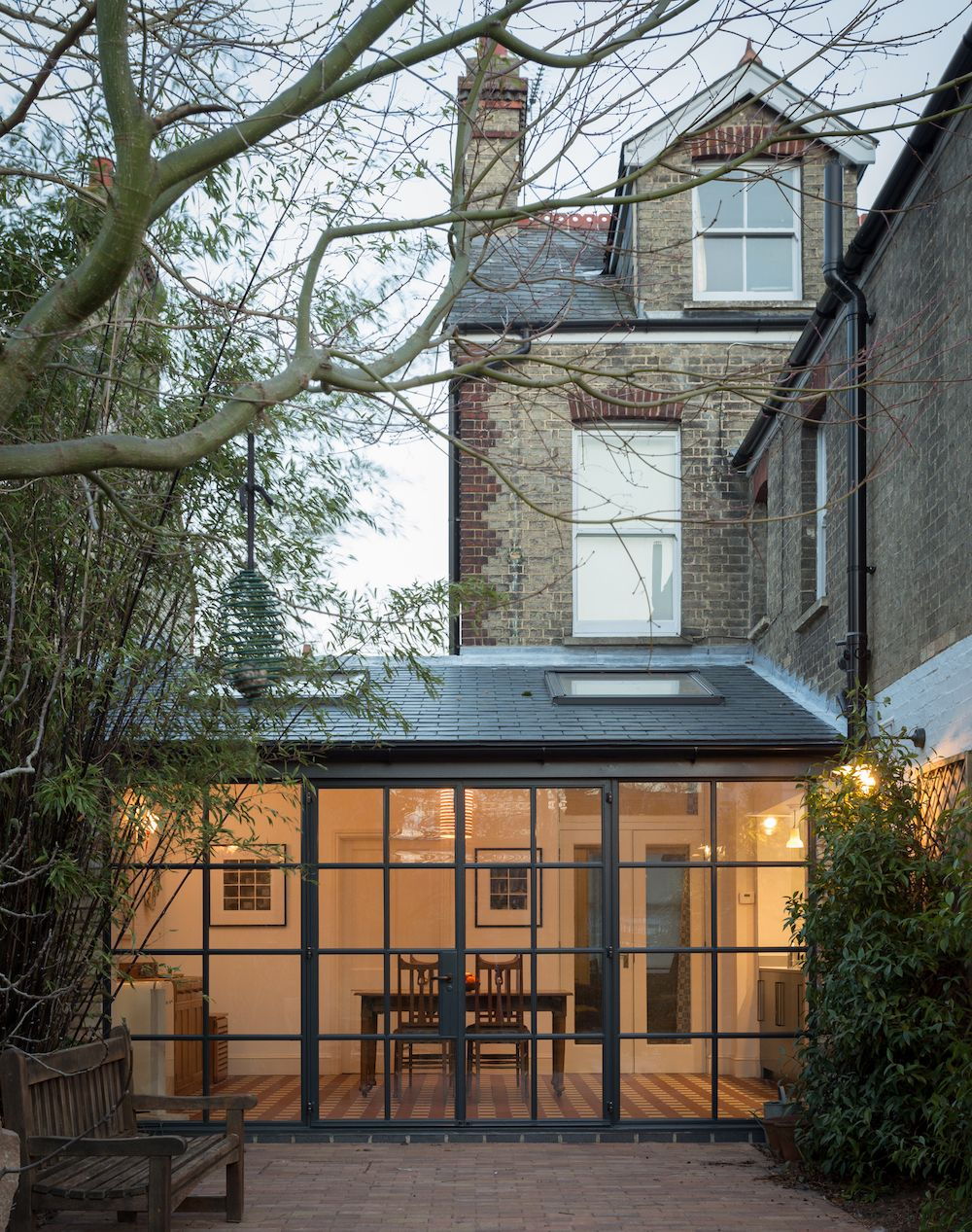Learn how architects have breathed new life into a dated Victorian property