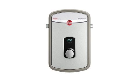 Rheem RTEX-13 Tankless Water Heater review