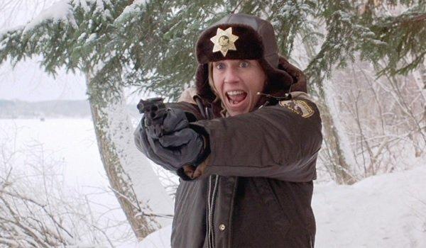 Fargo Margie Gunderson manic gun aiming
