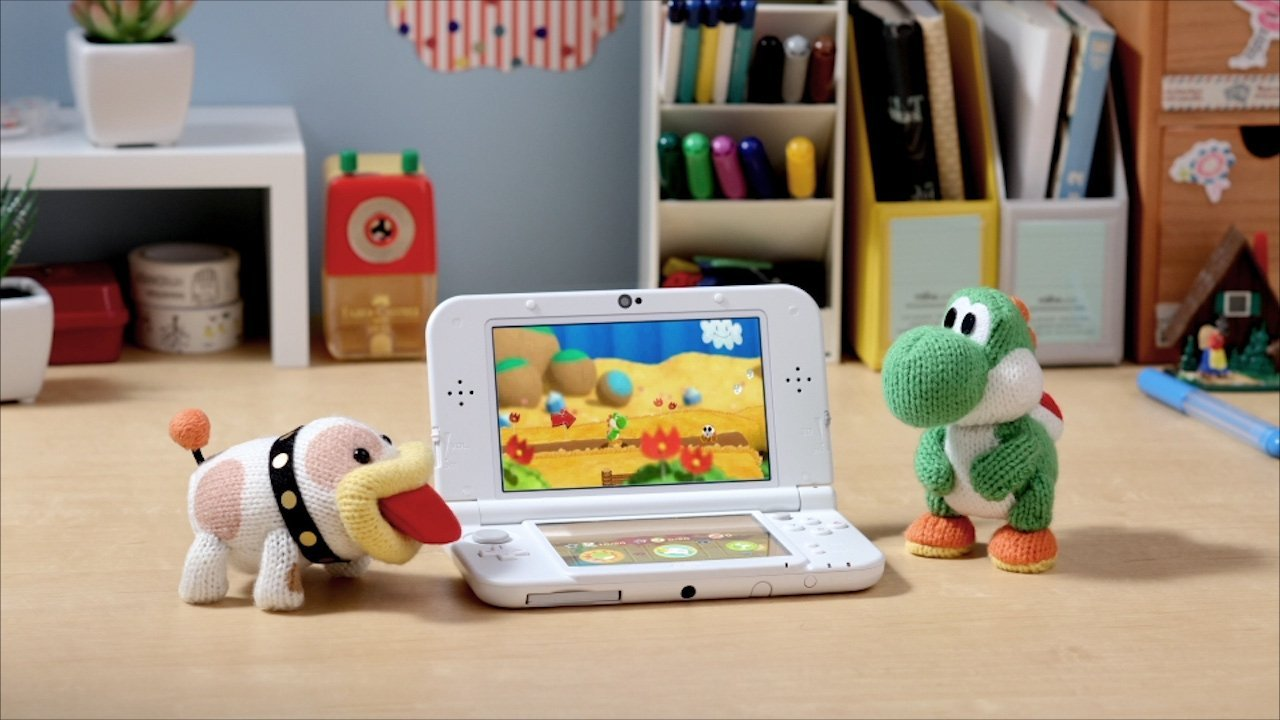 Nintendo 3DS puts the kibosh on piracy with latest software update