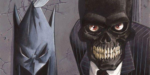 Black Mask in the comics