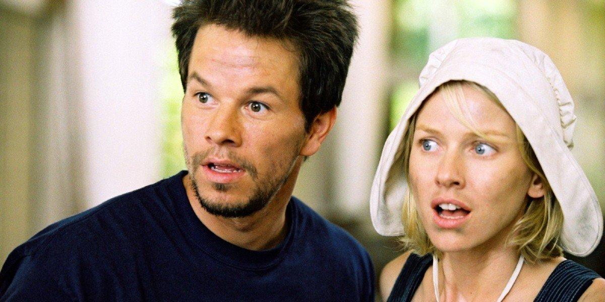 Mark Wahlberg, Naomi Watts - I Heart Huckabees