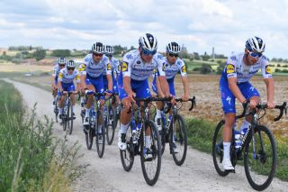 Deceuninck-QuickStep's riders underwent fitness testing at the Bakala Academy in Belgium ahead of their July altitude training camp in Italy