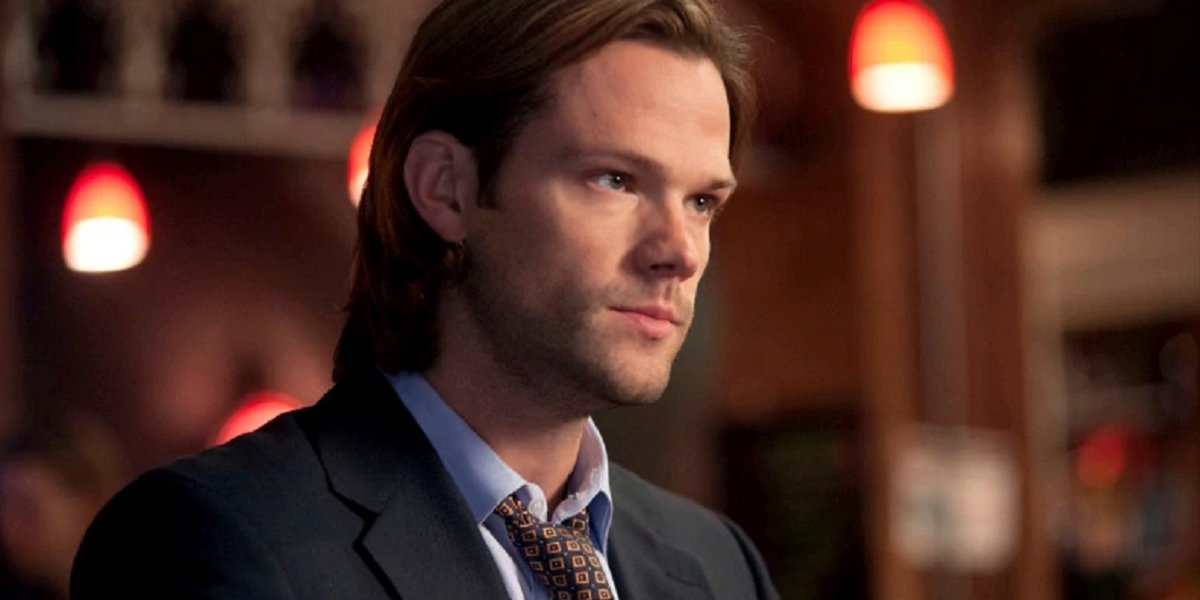 Jared Padalecki as Sam Winchester in Supernatural