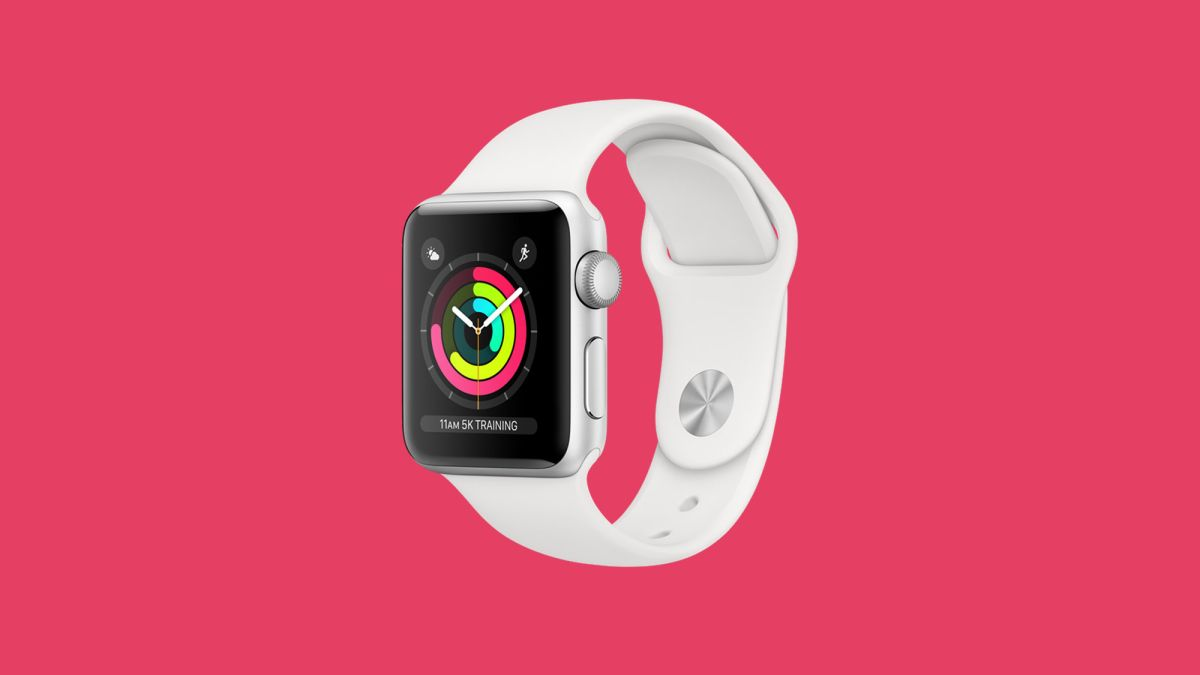 Walmart has the Apple Watch 3 down to its lowest price ever ahead of Black Friday