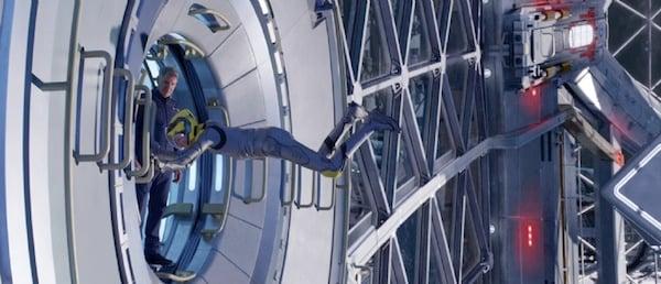 Ender's Game Zero Gravity