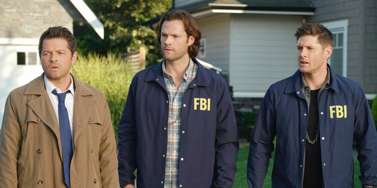 supernatural castiel sam dean season 15 the cw