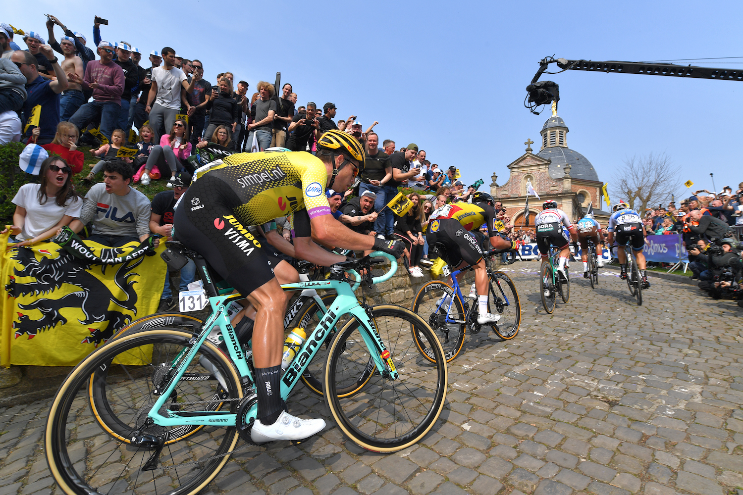 Five talking points from the 2019 Tour of Flanders